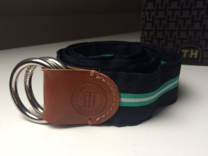 Tommy Hilfiger Fabric Belt multicolored polyester