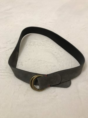 Tommy Hilfiger Leather Belt grey