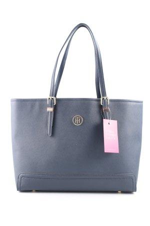 Tommy Hilfiger Handtasche blau Business-Look
