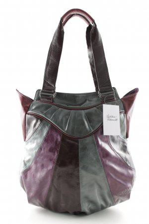 Tommy Hilfiger Handtasche mehrfarbig Glanz-Optik