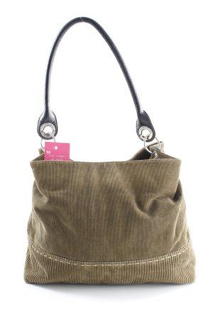 Tommy Hilfiger Handtasche olivgrün-schwarz Casual-Look