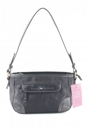 Tommy Hilfiger Handtasche schwarz Business-Look