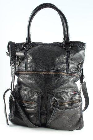 Tommy Hilfiger Handtasche schwarz klassischer Stil