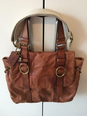 Tommy Hilfiger Handtasche/ Umhängetasche *braun*