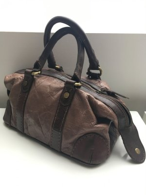 Hilfiger Carry Bag brown leather