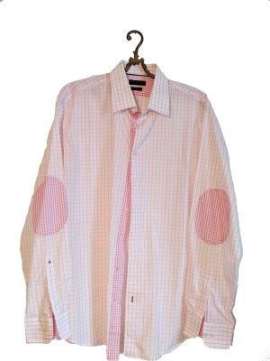Tommy Hilfiger Hemd als oversized Bluse zu tragen