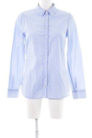 Tommy Hilfiger Hemd-Bluse blau Business-Look