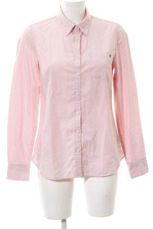 Tommy Hilfiger Hemd-Bluse pink Business-Look
