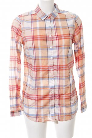 Tommy Hilfiger Hemd-Bluse Karomuster Business-Look