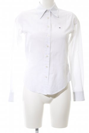 Tommy Hilfiger Hemd-Bluse weiß Casual-Look