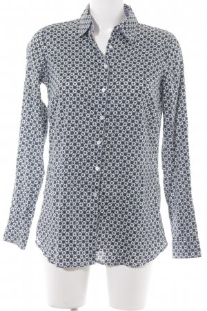 Tommy Hilfiger Shirt Blouse allover print retro look