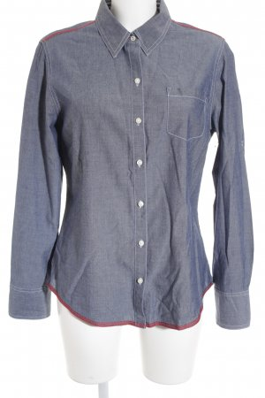 Tommy Hilfiger Shirt Blouse pale blue casual look