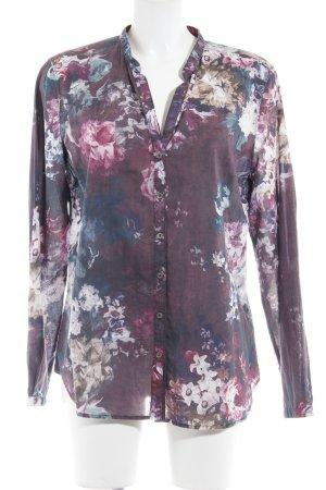 Tommy Hilfiger Hemd-Bluse Blumenmuster Romantik-Look