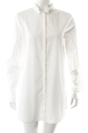 Tommy Hilfiger Hemd-Bluse creme-weiß