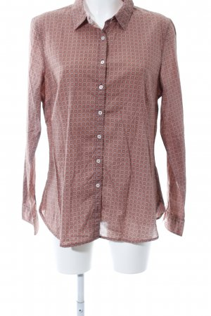 Tommy Hilfiger Hemd-Bluse Allover-Druck Casual-Look