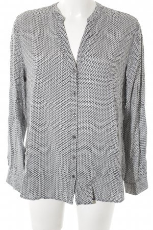 Tommy Hilfiger Hemd-Bluse Farbtupfermuster Casual-Look
