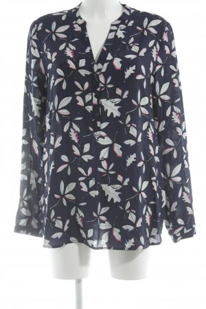 Tommy Hilfiger Hemd-Bluse florales Muster Casual-Look