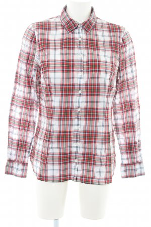 Tommy Hilfiger Hemd-Bluse Karomuster Country-Look