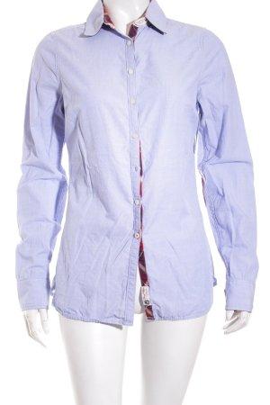 Tommy Hilfiger Hemd-Bluse mehrfarbig Brit-Look