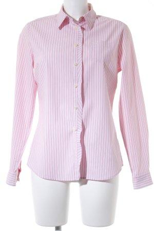 Tommy Hilfiger Hemd-Bluse mehrfarbig Business-Look