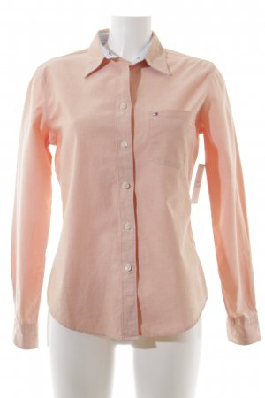 Tommy Hilfiger Hemd-Bluse mehrfarbig Business-Look