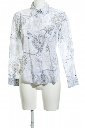 Tommy Hilfiger Hemd-Bluse Ornamentenmuster Elegant