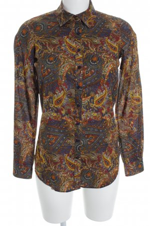 Tommy Hilfiger Hemd-Bluse Paisleymuster extravaganter Stil