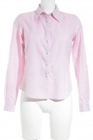 Tommy Hilfiger Hemd-Bluse rosa Business-Look
