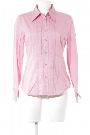 Tommy Hilfiger Hemd-Bluse rosa Business-Look
