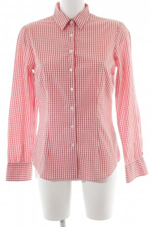 Tommy Hilfiger Shirt Blouse red-white check pattern casual look