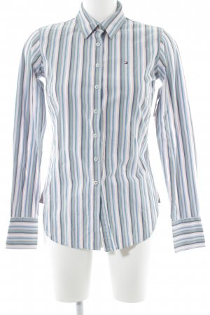 Tommy Hilfiger Shirt Blouse striped pattern casual look