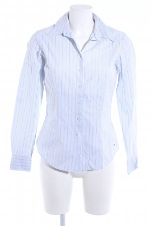 Tommy Hilfiger Hemd-Bluse Streifenmuster Casual-Look