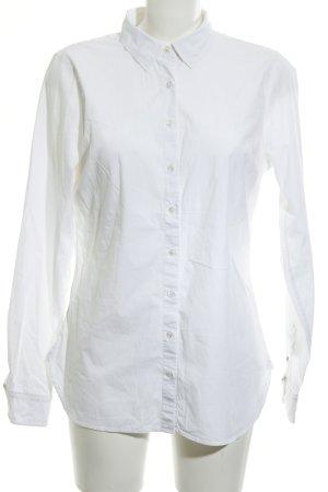 Tommy Hilfiger Blusa-camisa blanco estilo «business»