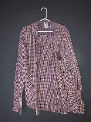 Tommy Hilfiger Denim Zakelijk overhemd veelkleurig