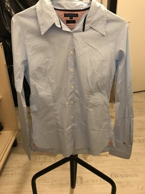 Tommy Hilfiger Hemd - hellblau