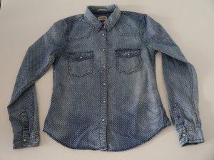 Tommy Hilfiger Hemd in Jeansoptik