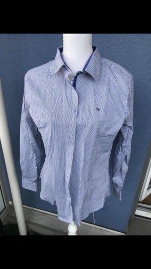 Tommy Hilfiger Hemdblouse blauw