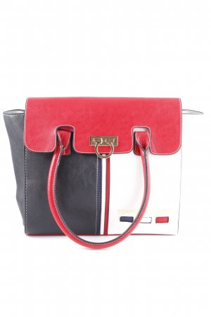 Tommy Hilfiger Carry Bag color blocking elegant