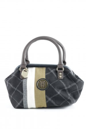 Tommy Hilfiger Carry Bag dark grey elegant