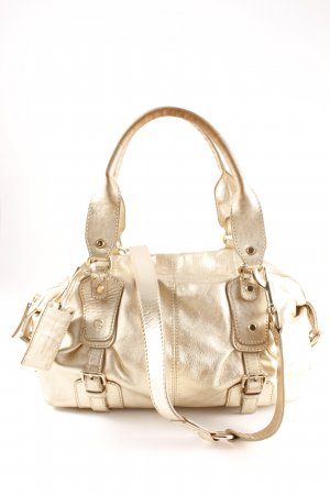 Tommy Hilfiger Carry Bag gold-colored elegant