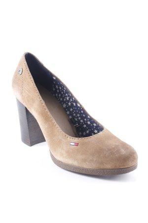 Tommy Hilfiger High Heels beige Casual-Look