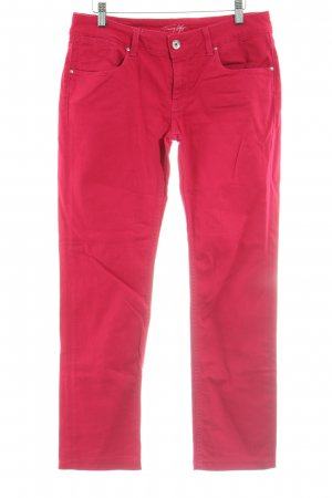 Tommy Hilfiger 7/8-jeans rood casual uitstraling