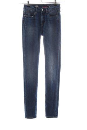 "Tommy Hilfiger High Waist Jeans ""Milan HW"" blau"