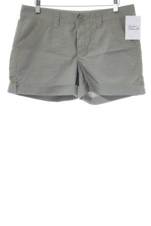 Tommy Hilfiger High-Waist-Shorts khaki Beach-Look
