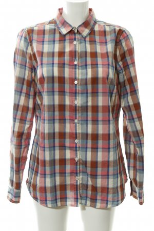 Tommy Hilfiger Houthakkershemd geruite print casual uitstraling