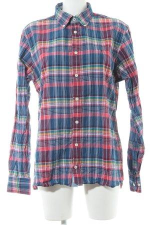 Tommy Hilfiger Camisa de leñador estampado a cuadros estilo clásico