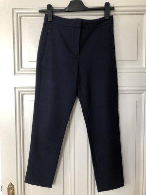 Tommy Hilfiger Pantalón tobillero negro-azul