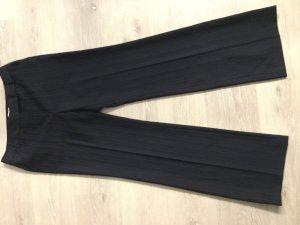 Tommy Hilfiger Pantalone Marlene blu scuro-rosso Tessuto misto