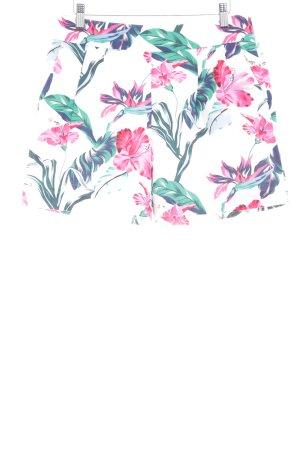 Tommy Hilfiger Hot pants bloemenprint Jaren 60 stijl