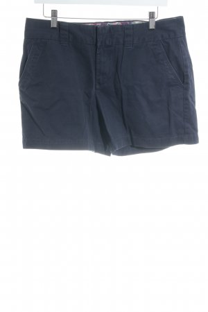 Tommy Hilfiger Hot Pants dunkelblau Casual-Look